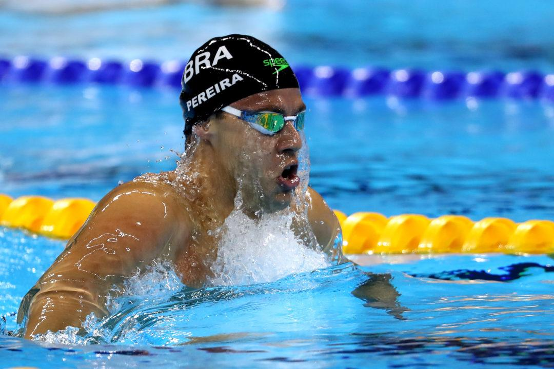 Brazil Allows Swimmers More Individual Races at National Championships
