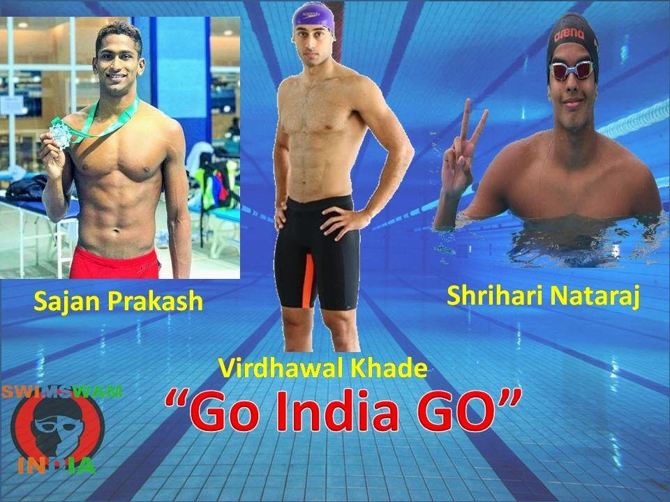 Commonwealth Games 2018 Ke Liye Tyar Indian Swimmers
