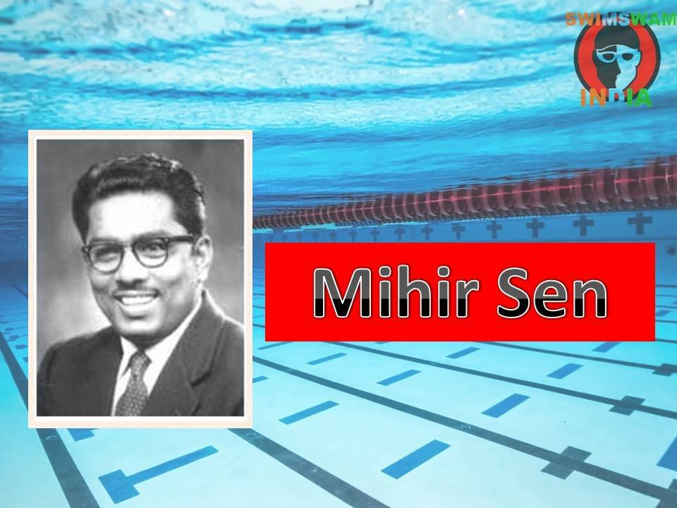 Mihir Sen – Ek Golden Swimmer