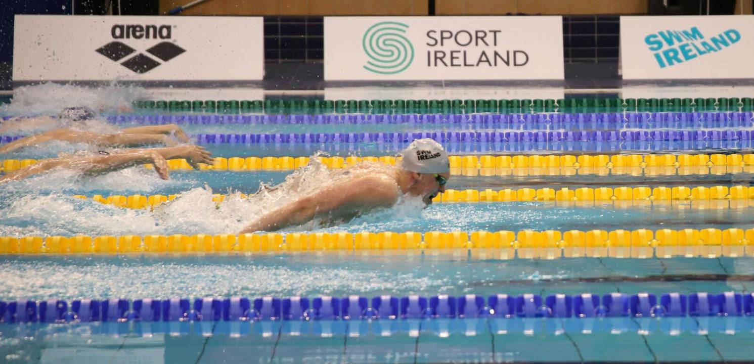 Hear From Hyland & Hill, Newly-Minted Irish Record Holders