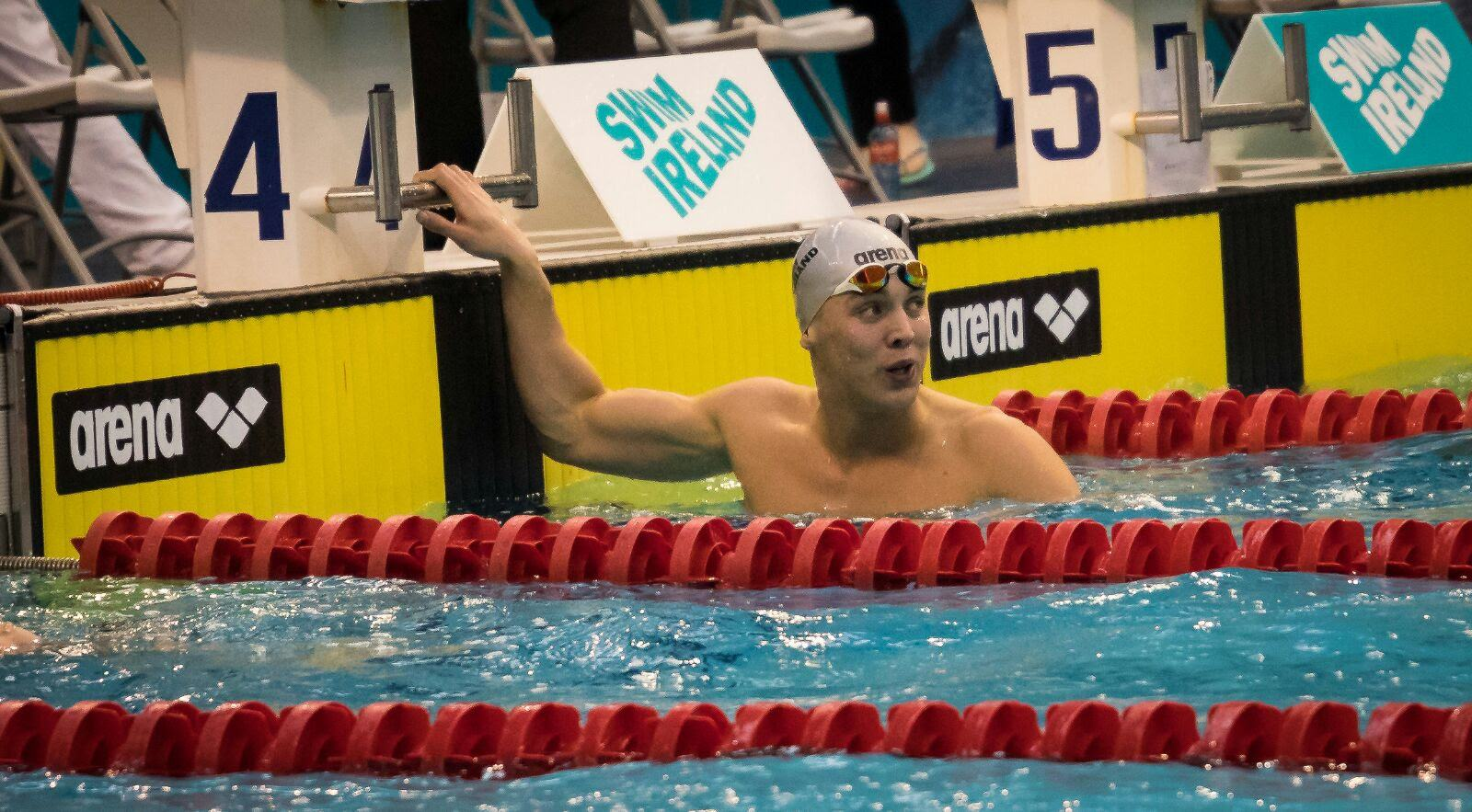 Darragh Greene Chops A Tenth Off Irish Record In 100