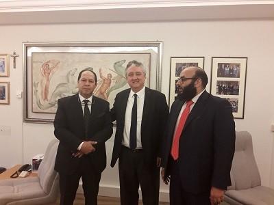 La Federazione Italiana Nuoto Firma Accordo di Intesa Con La Libia