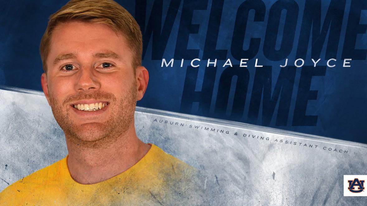 Michael Joyce Added to Auburn Coaching Staff as Assistant