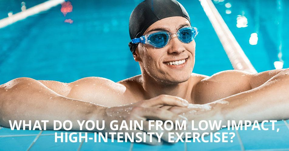 What Do You Gain from Low-Impact, High-Intensity Exercise?