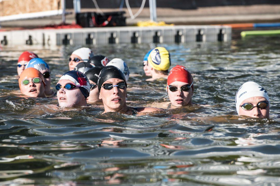 Sunday's Open Water National Races Bumped Up Due To High Temperatures