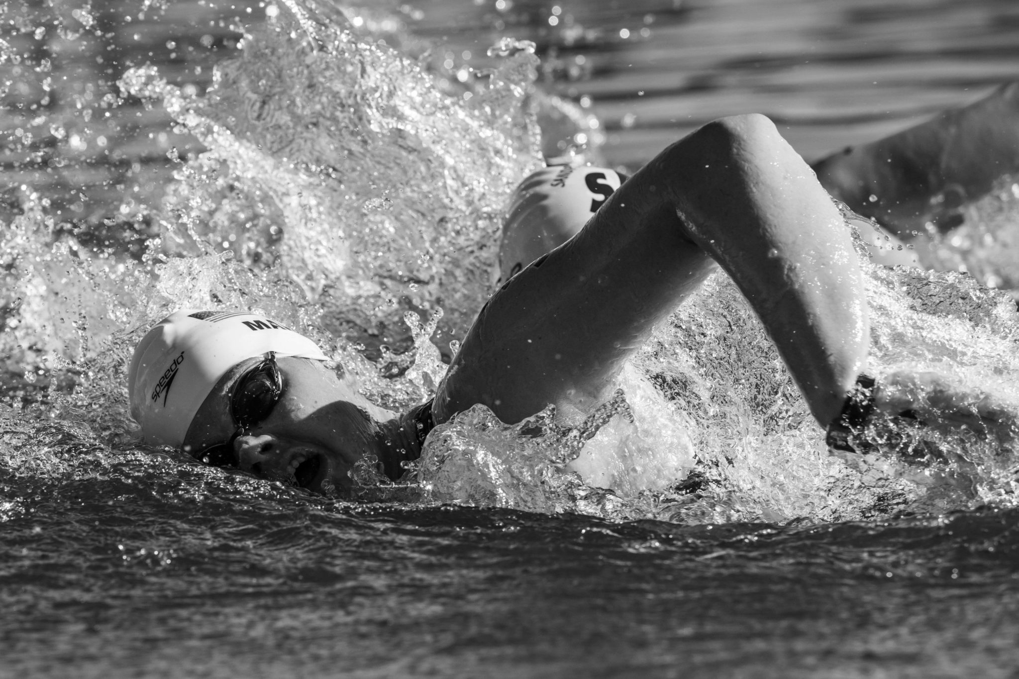 Becca Mann Aims To Become First Swimmer To Complete The Maui Nui Channel Swim