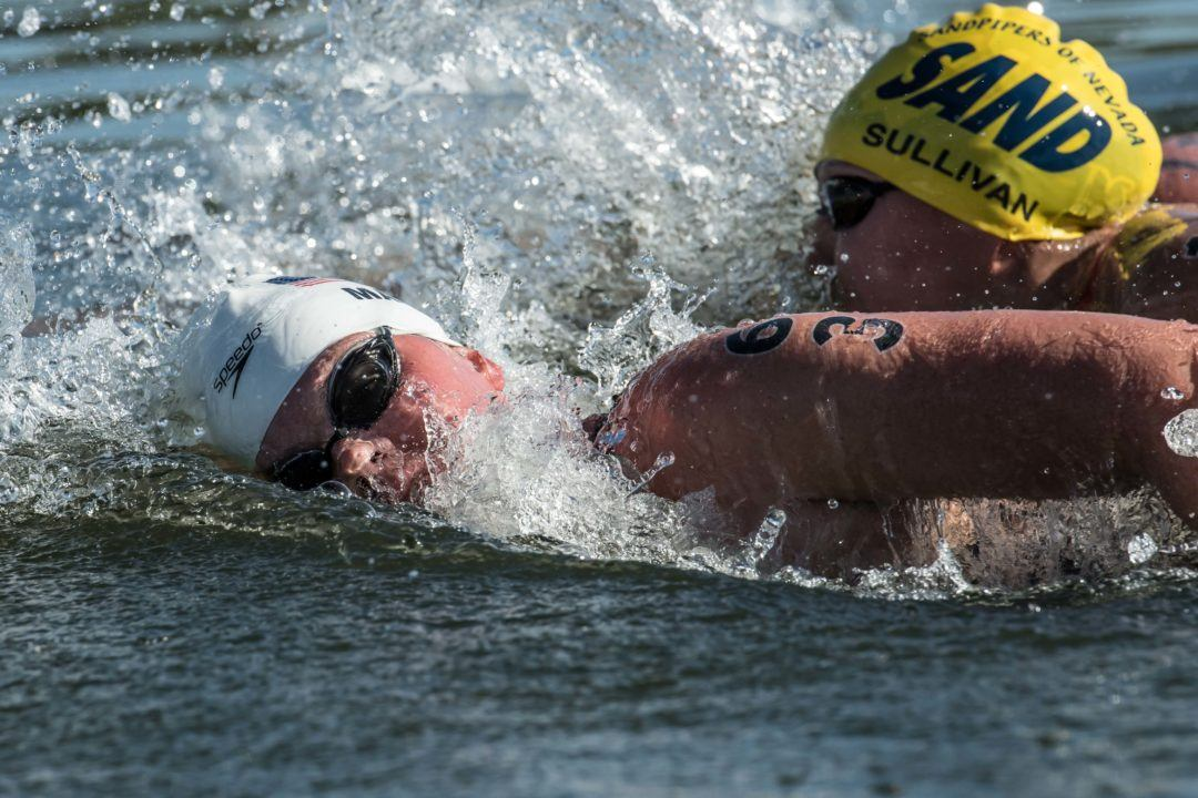 Open Water National Champ Becca Mann Turns Pro, Won't Swim NCAA At USC