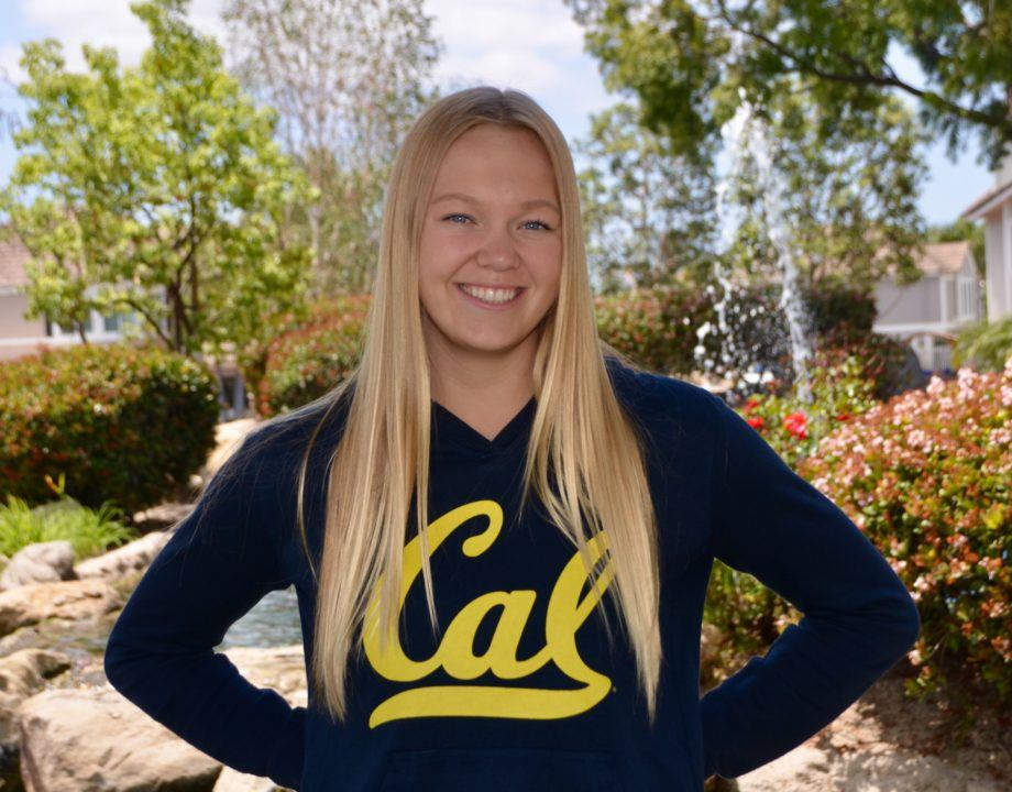 2-Sport Athlete Emma Davidson Announces Verbal Commitment to Cal
