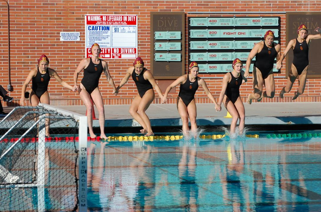 NCAA Announces 2018 Division I Women's Water Polo Draw