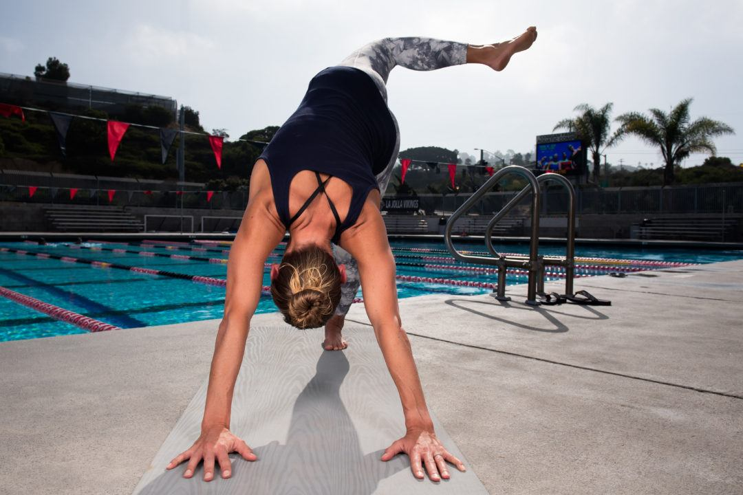 Yoga for Swimmers: Increasing Your Hip Mobility