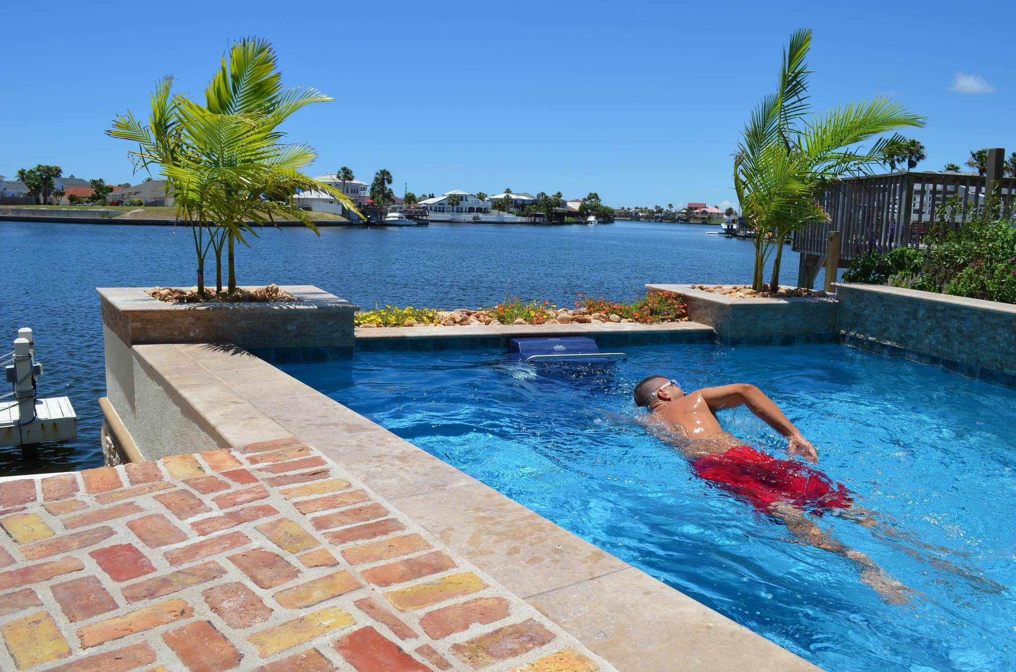Endless Pools & U.S. Masters Swimming Want You to Swim at Home