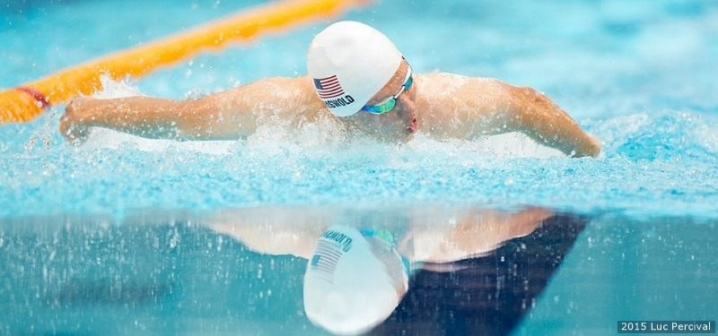 Para-Swimmers Griswold, Smith Named Finalists for USOPC Best of September