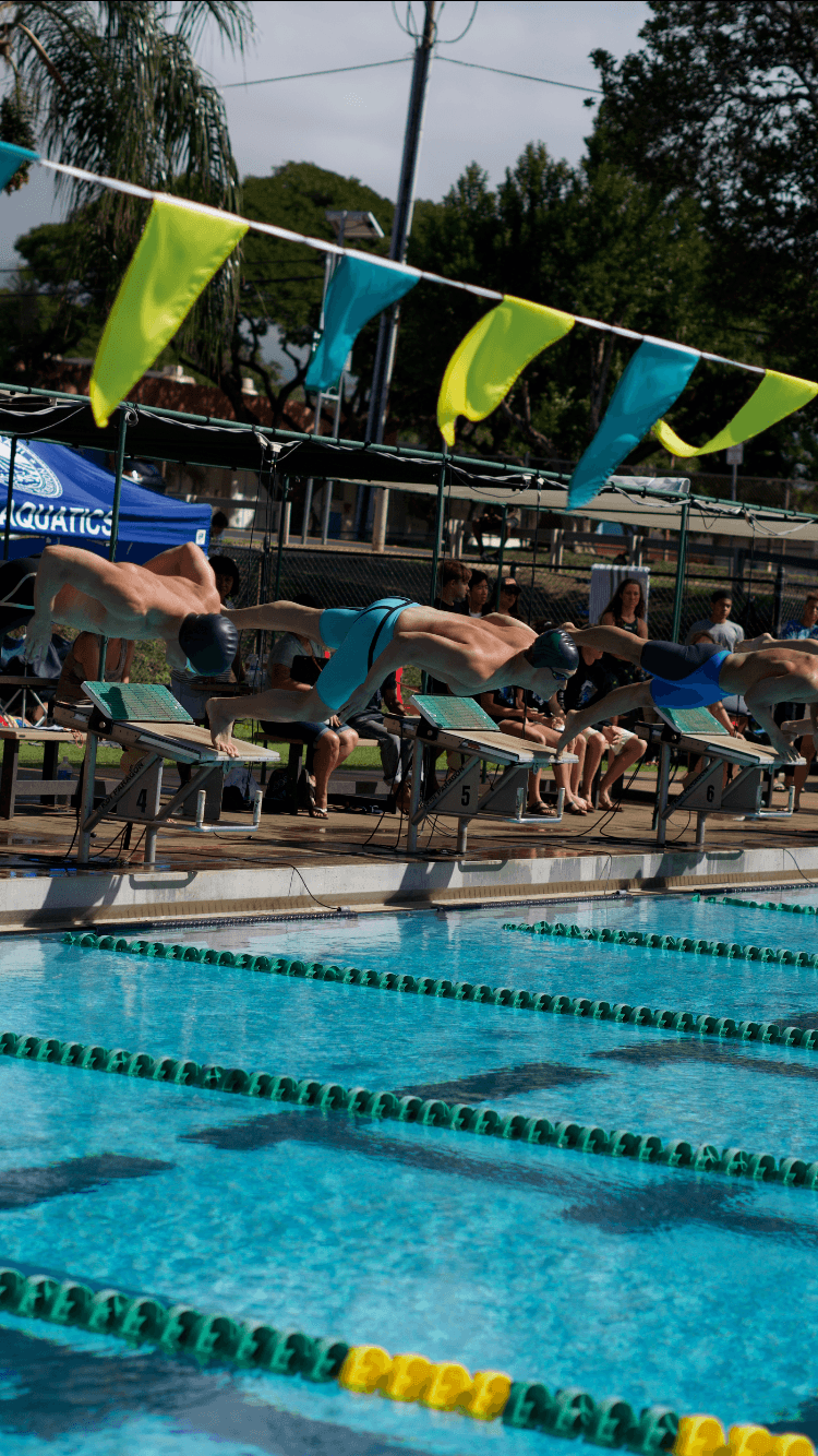 Hawaii Names 8-Swimmer Team for 2018 Oceania Swimming Championships