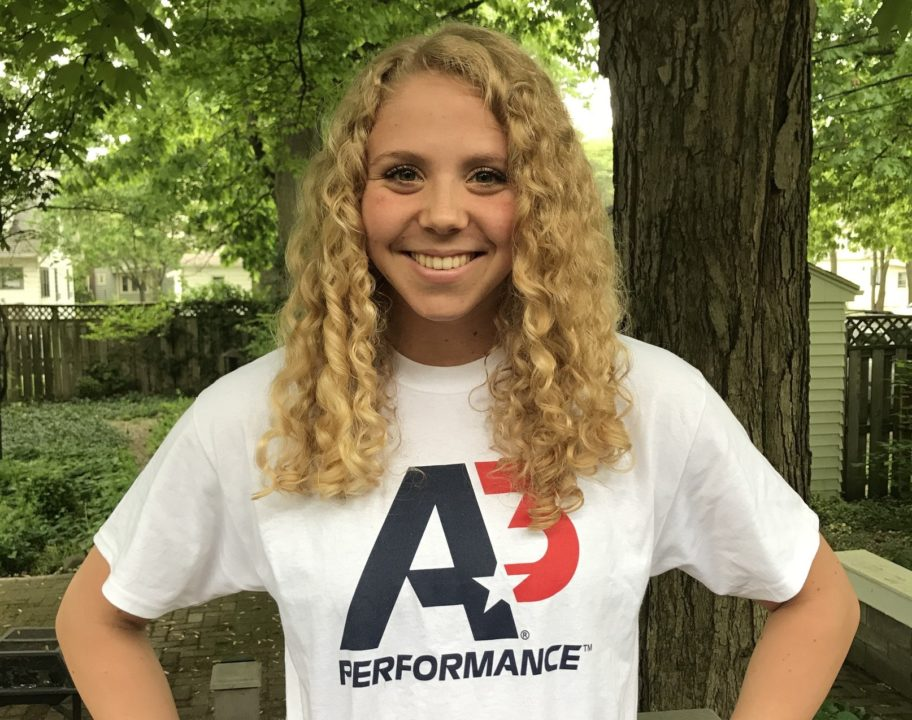 A3 Performance Inks USA National Team Member Kaersten Meitz