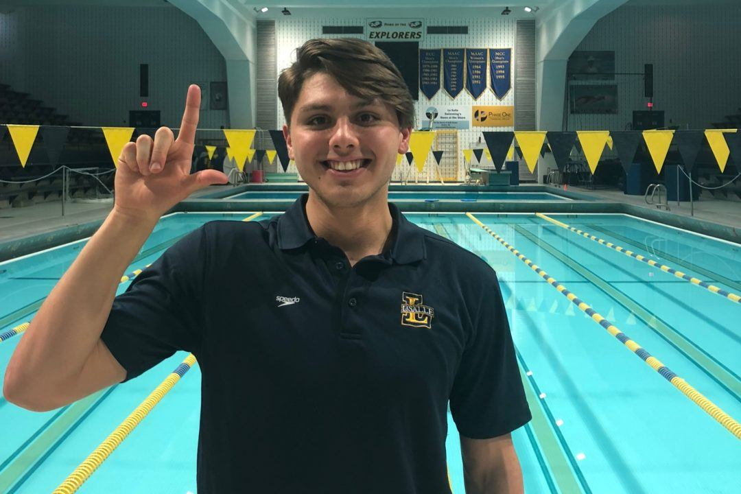 Zack Wolbert to Join Sister Emily at La Salle University Next Fall