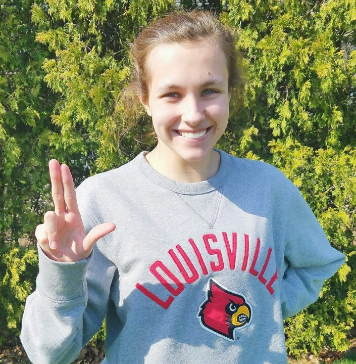 2x Ohio HS Record-holder Abby Hay Sends Verbal to Louisville