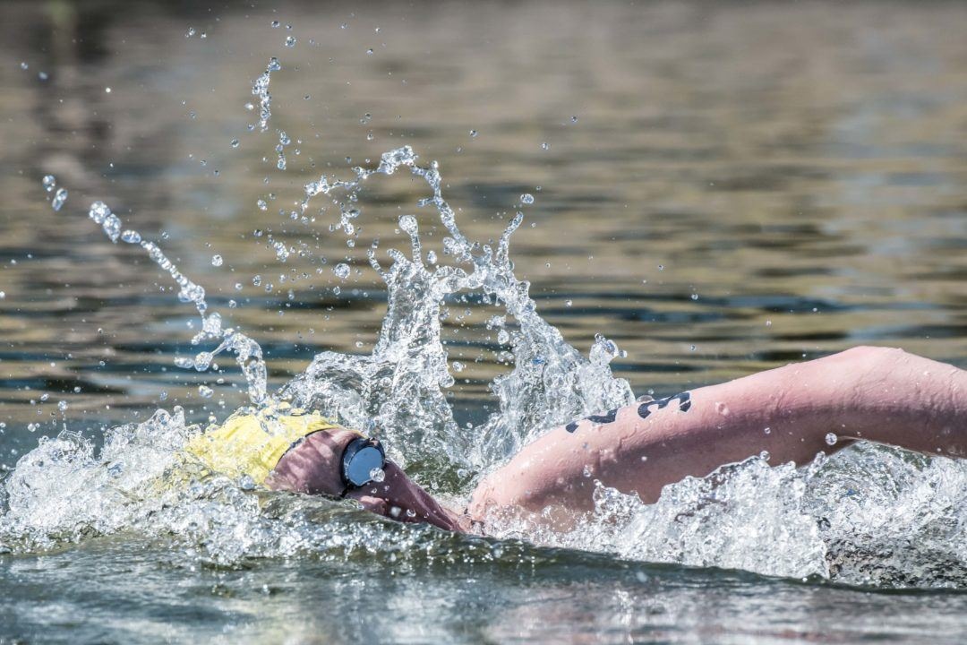 Americans Top Medal Standings At Junior Open Water Championships