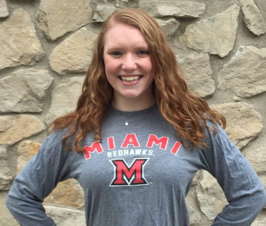 Carmel's Ashlyn Underhill Verbally Commits to Miami RedHawks