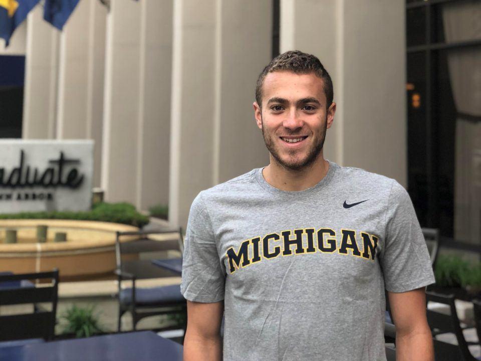 Israeli Sprinter Nadav Aaronson Verbally Commits to Michigan