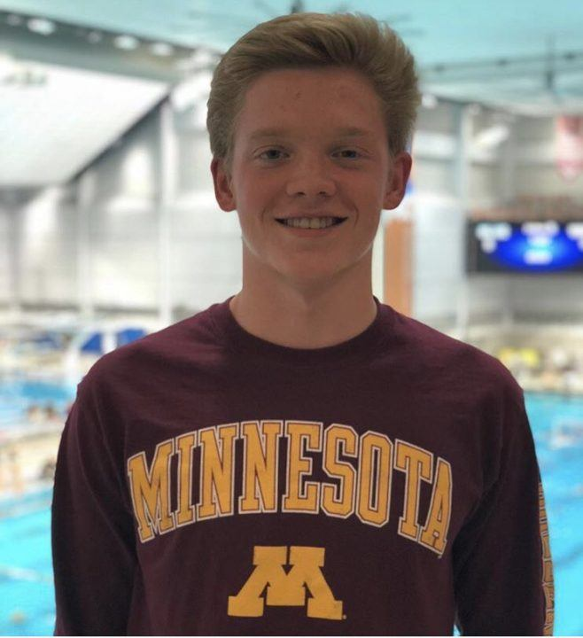 Minnesota Adds Verbal Commitment from TXLA's Aidan Dulaney