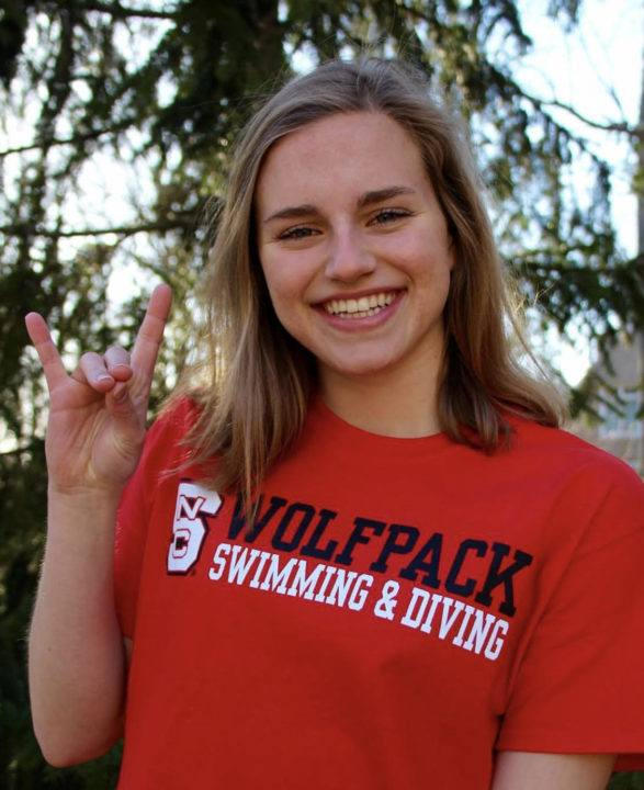 Michigan Lakeshore's Elle Giesler Verbally Commits to NC State
