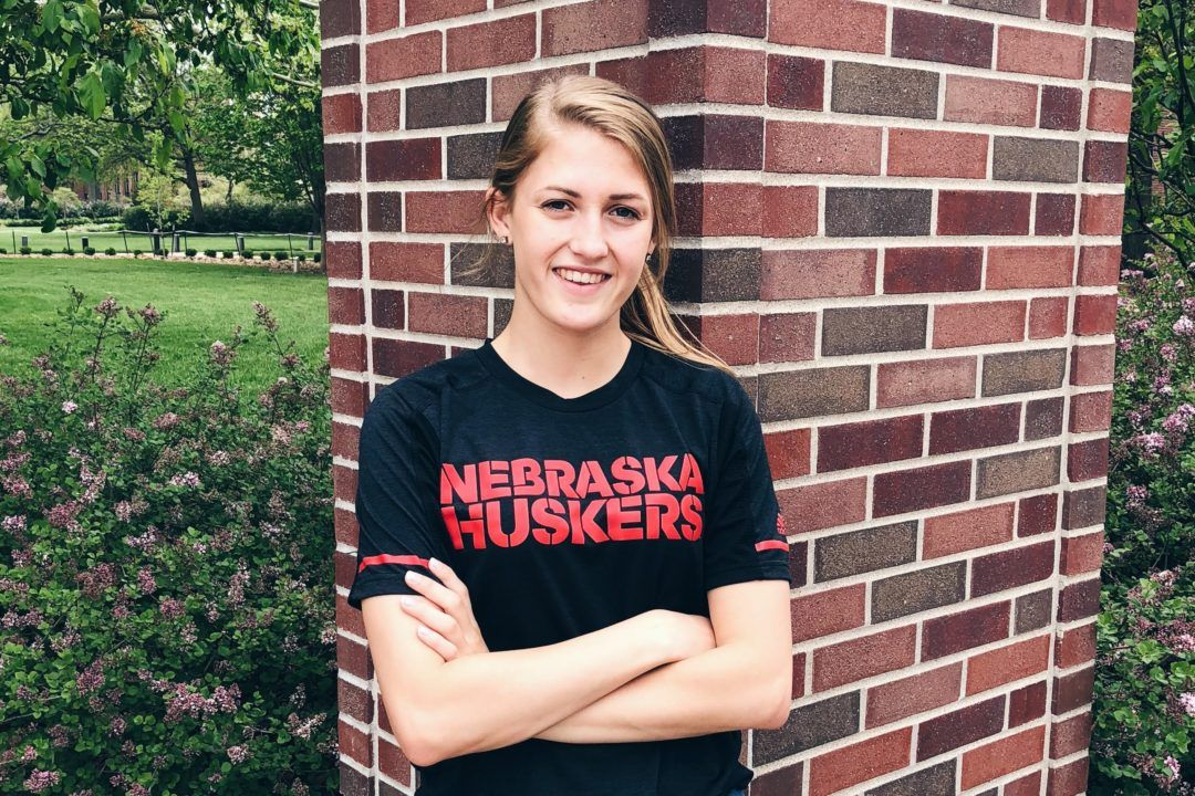 WIAA Record-holder Kaitlyn Barth Gives Huskers their 1st 2019 Verbal
