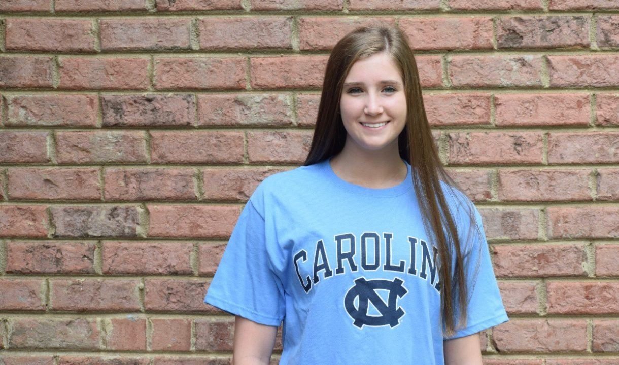 SwimMAC's Ellie VanNote Sends Verbal Commitment to Tar Heels