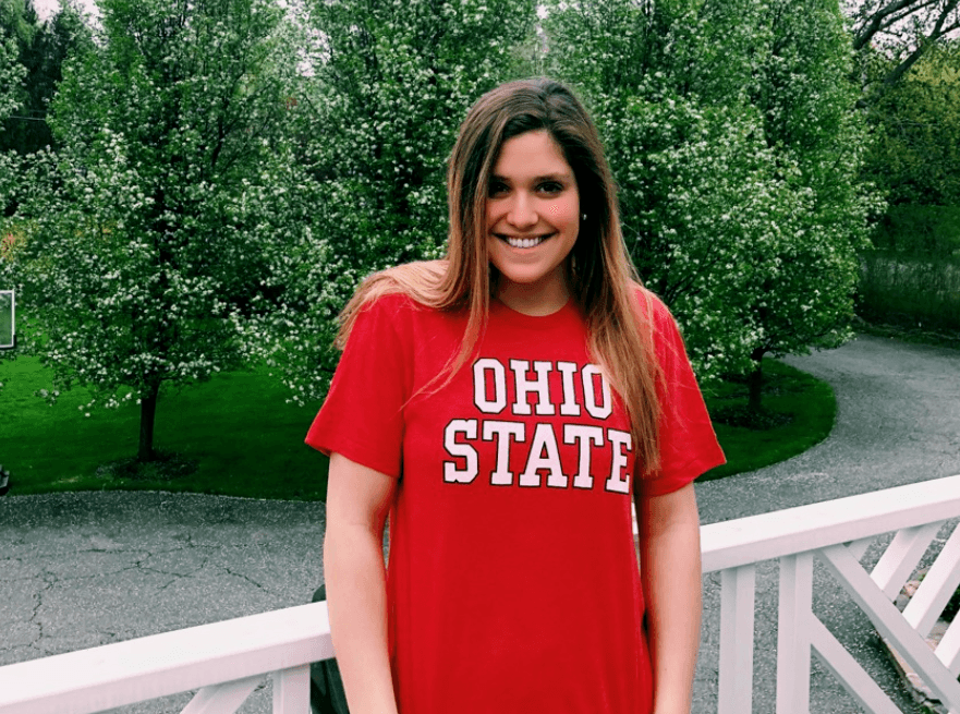 NYSPHSAA State Champ Josie Panitz Announces Verbal to Ohio State