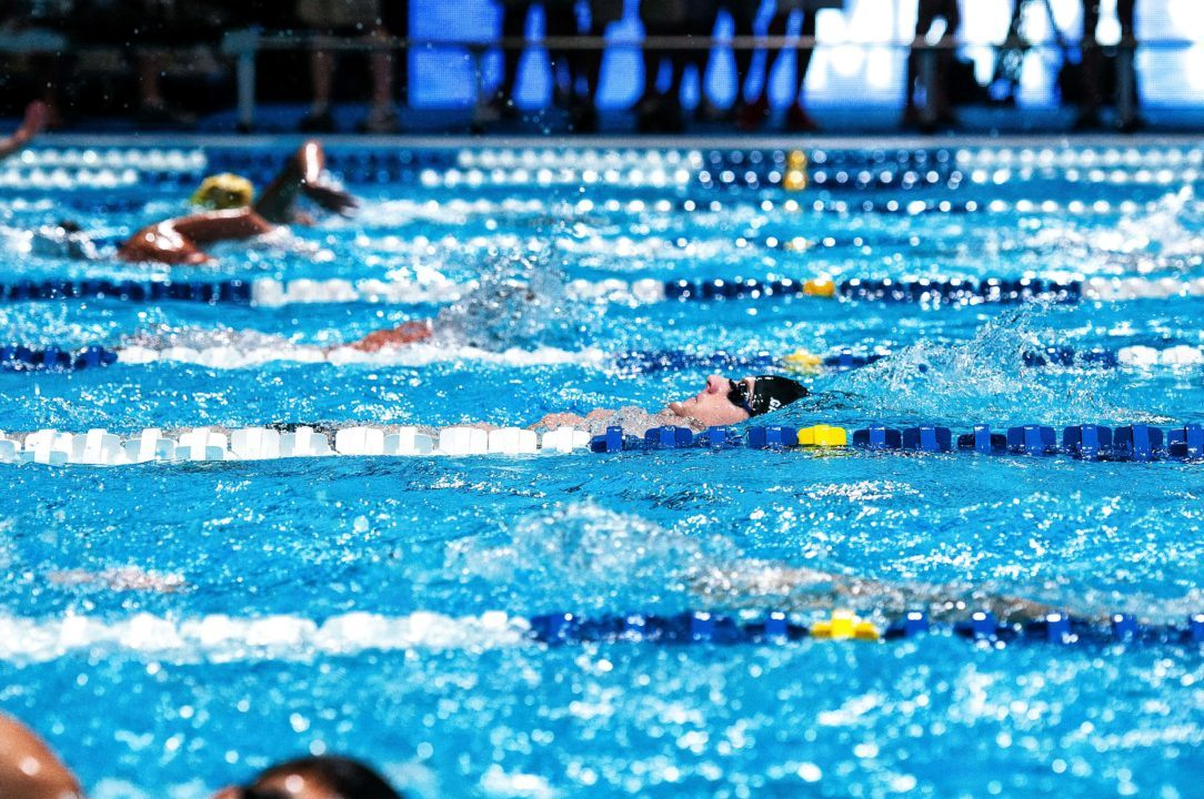 How Great Swimming Parents Help Their Swimmer with Goal Setting