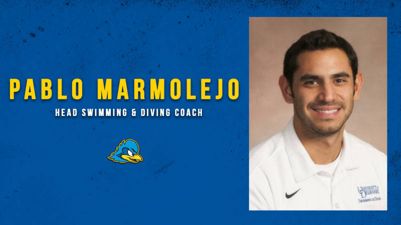 University of Delaware Hires Pablo Marmolejo as New Head Coach
