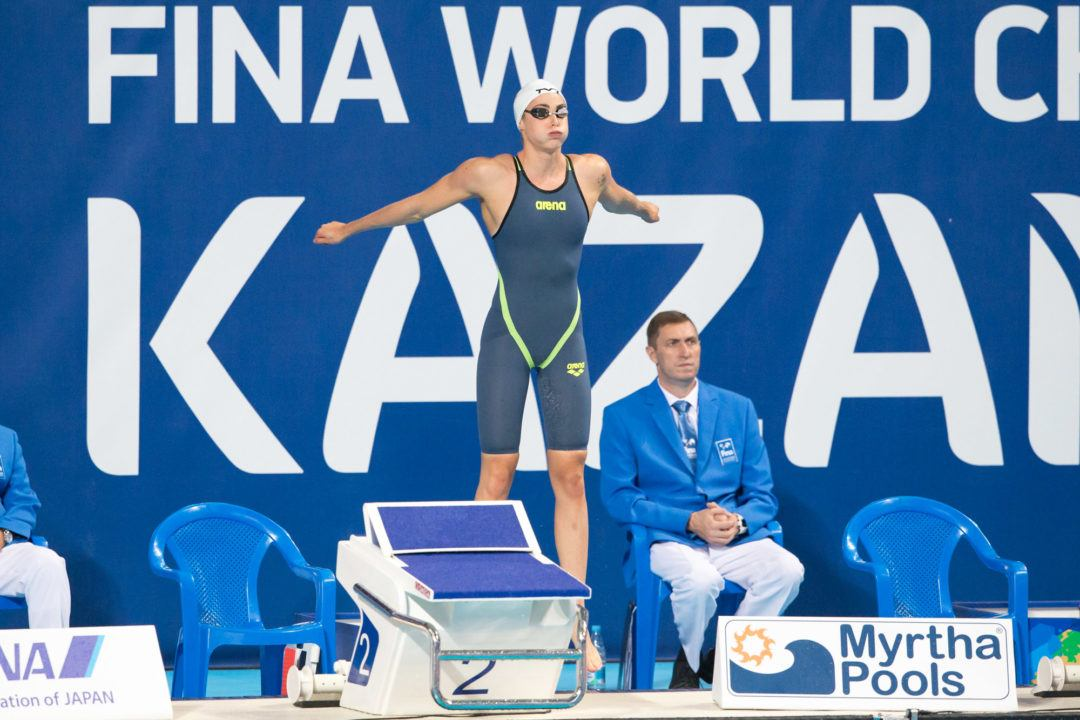 Kazan, Russia Will Host the 2021 and 2024 European Swimming Championships