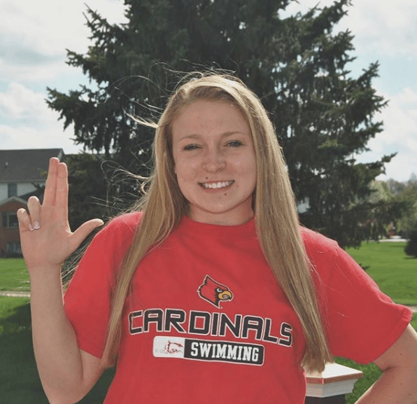Louisville Adds to Class of 2023 with MHSAA Champion Maddie Luther