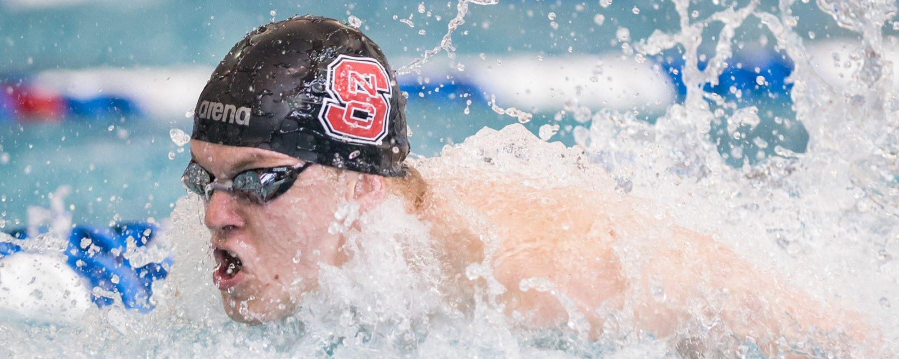 NC State's Dahl Awarded Jim McKay Scholarship