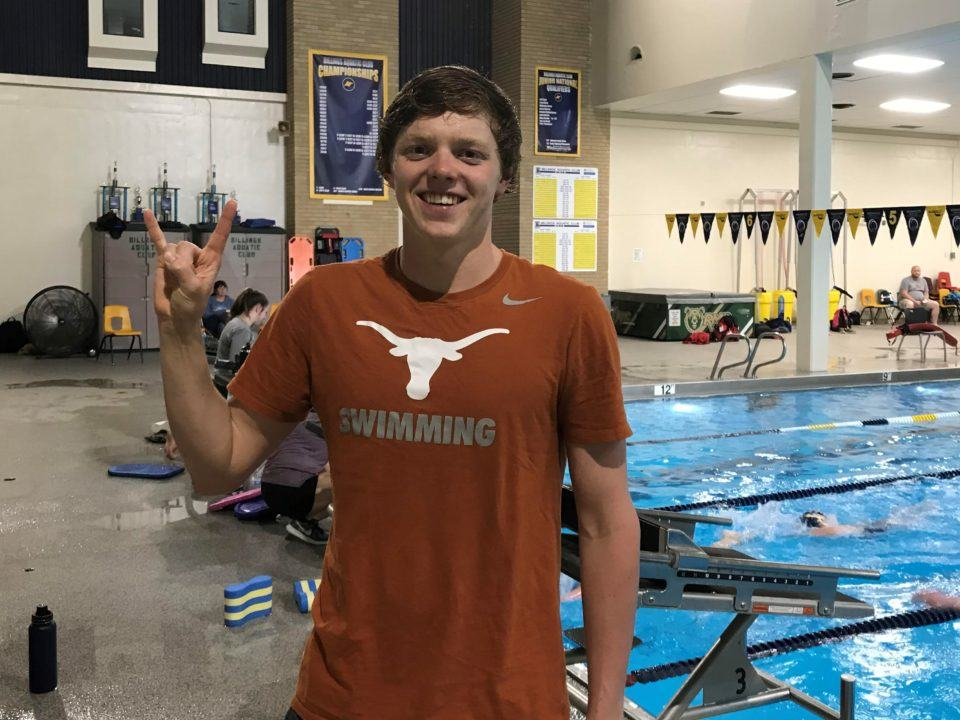 #11 Ethan Harder Makes Verbal Commitment to Texas