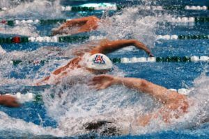 David Schlicht Posts 3:40 400 IM on Day 2 of Arizona Invite