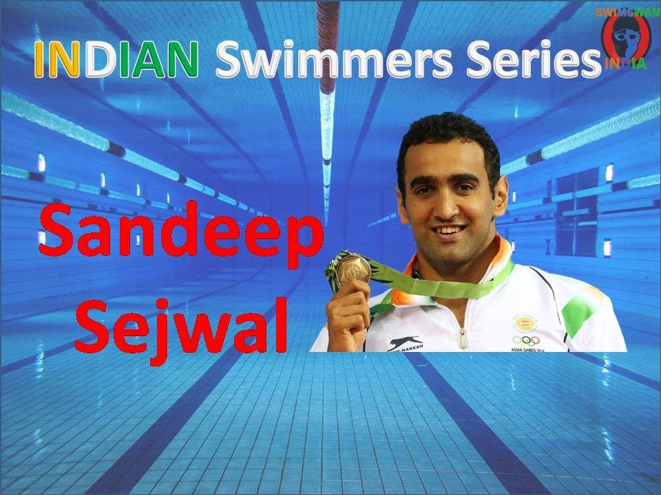 Indian Swimmers Series Me Aaj: Olympian Sandeep Sejwal