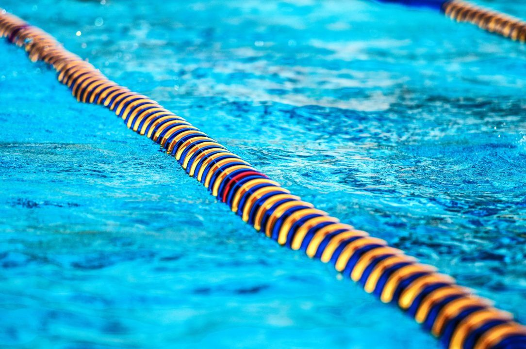 Nicholas McDowell Swims 3:56 400 Free At Indiana Senior Champs Day 3