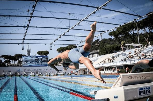 Trofeo Settecolli: Vivere Le Emozioni Del Nuoto Come Volontario