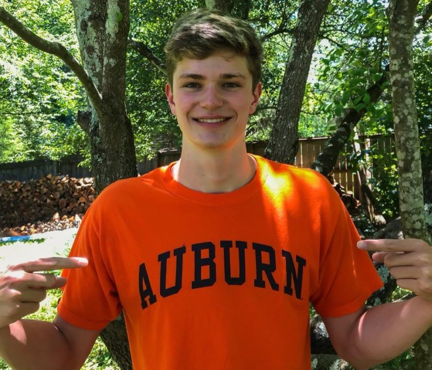 Auburn Snags Verbal Commitment from 2x GHSA 7A Champ Aidan Stoffle