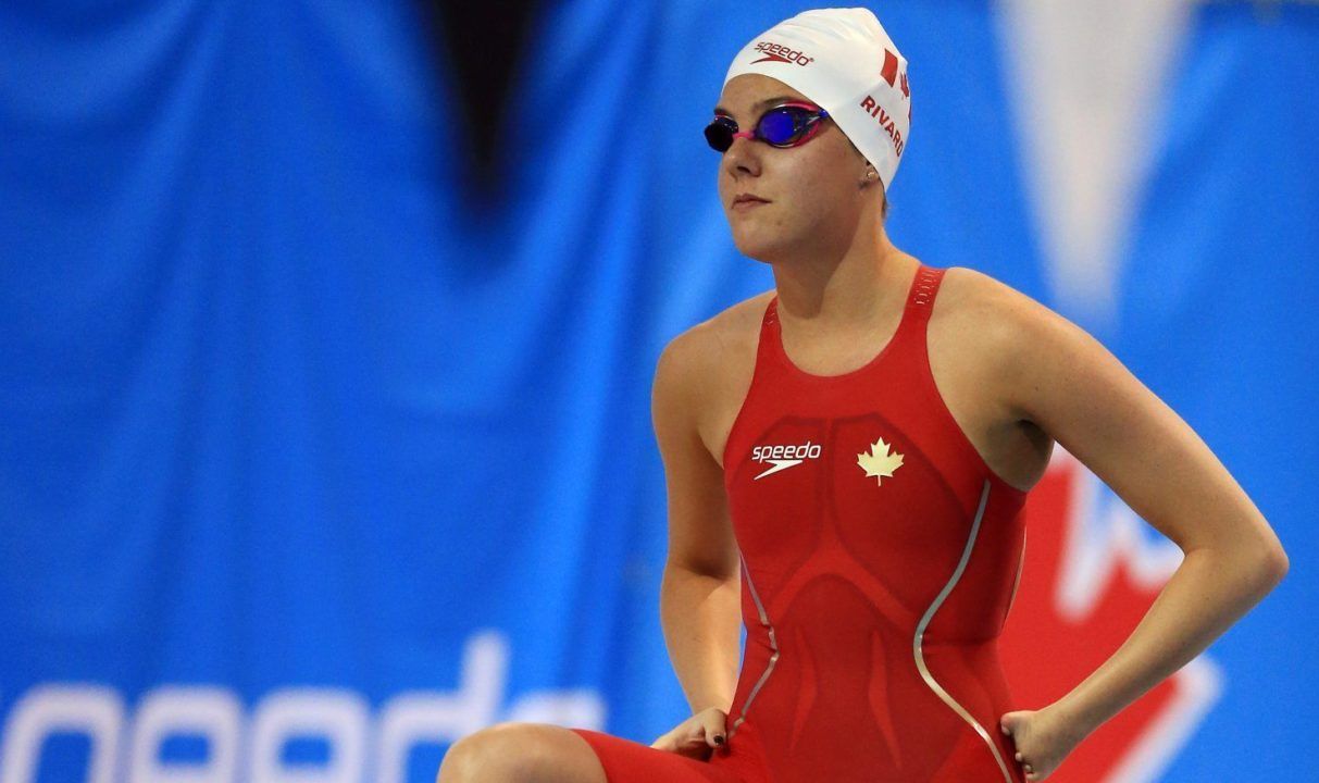 Aurelie Rivard Lowers Own World Record at Para World Series