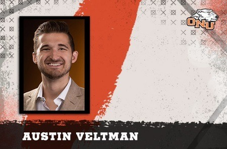 Veltman Named Head Coach for Ohio Northern Swimming & Diving
