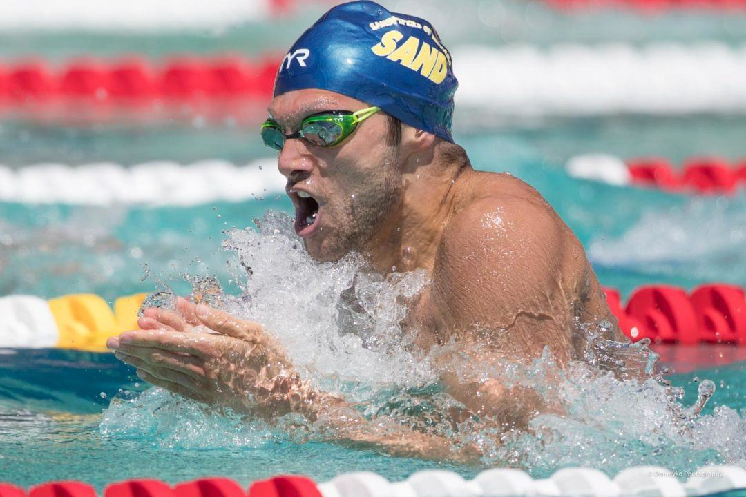 US Nats: Miller Scratches 200 Breast A Final On Day 2