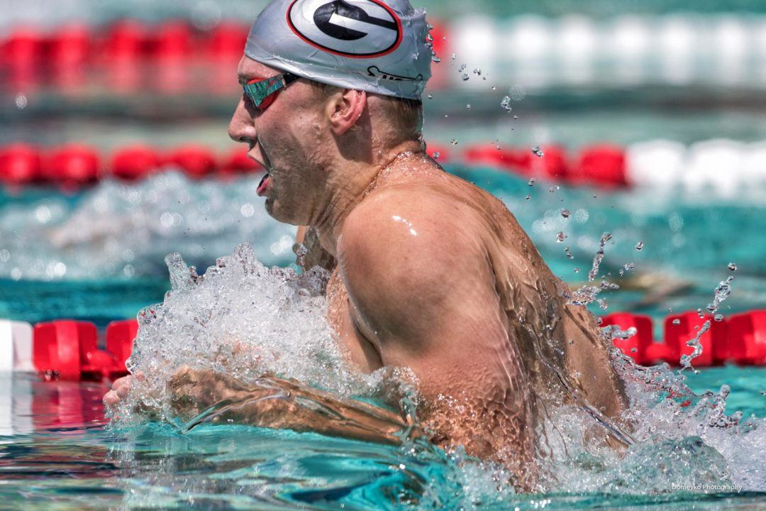Krayzelburg Wins Santa Clara SwimSquad With Second-Highest Total Ever