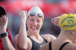 Lilly King Explains 400 IM/200 Back Double in Columbus (Video)