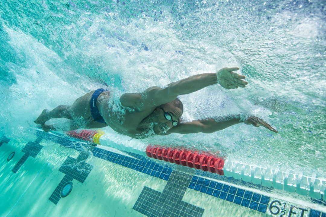 Physics for Swimmers, Coaches and Parents: Frontal Drag