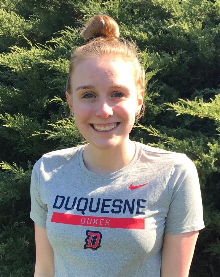 Double Legacy Hannah Thornton Verbally Commits To Duquesne