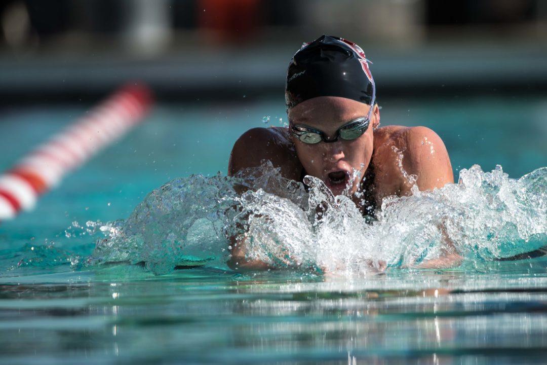 Parent de nageur: Réflexions sur le travail et le talent