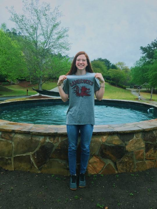 South Carolina Lands Commitment From Swim Atlanta's Emma Alexander