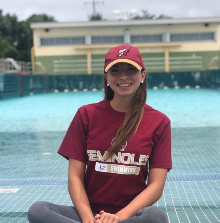 4x FHSAA 2A Champ Emily Cordovi Verbally Commits to In-state Seminoles