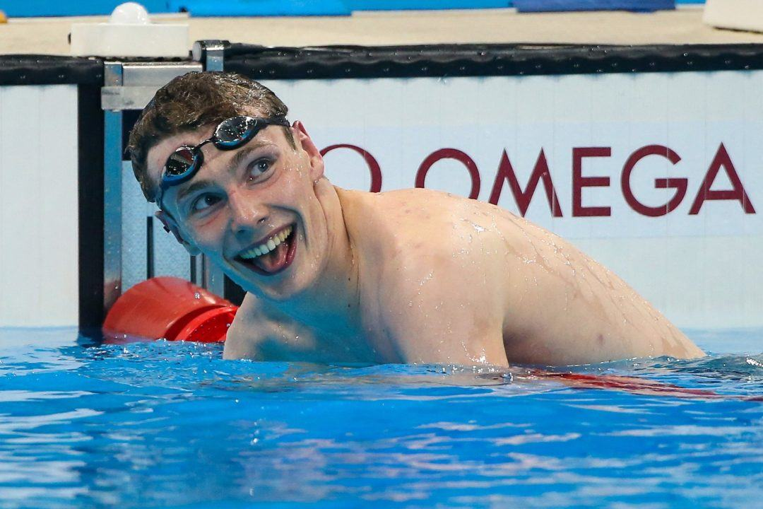 Paralympic Champion Matt Wylie Retires After Being Classed Up